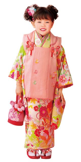 3歳お祝い着№321(身長85~100cmの方用)