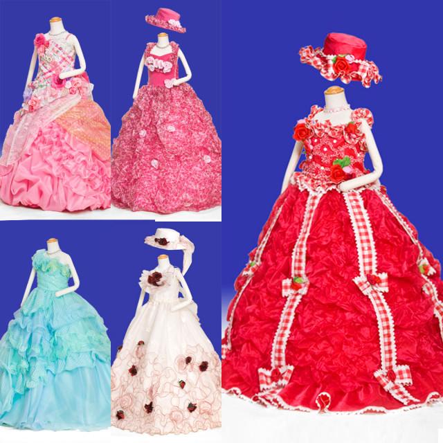 七五三 ドレスの衣装画像1
