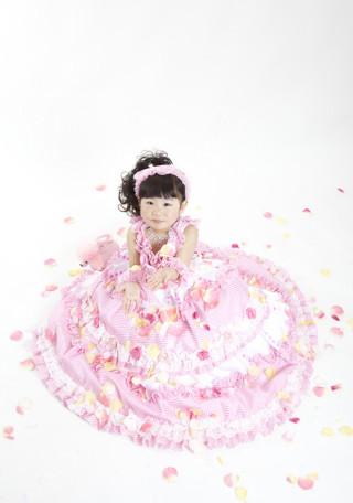 No.1325 子供用ドレス