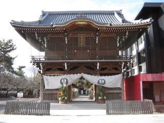 桑名宗社 (春日神社)