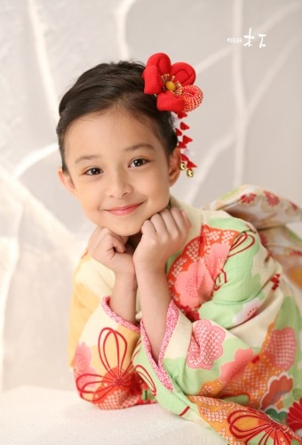 女の子 7歳の衣装画像1