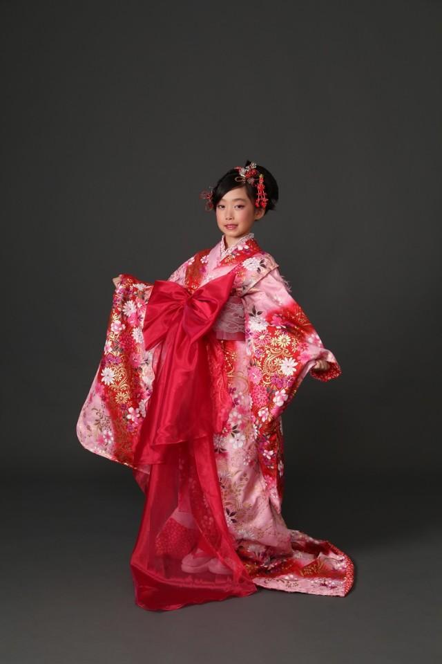 花魁の衣装画像1