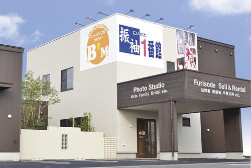 スタジオB'M桜木店の店舗画像1