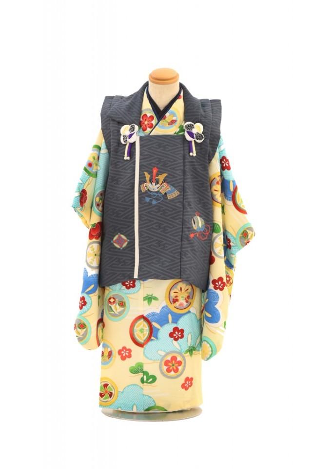 2019新作3歳男の子衣装の衣装画像1