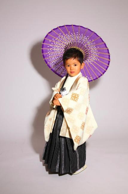 3歳用着物の衣装画像1