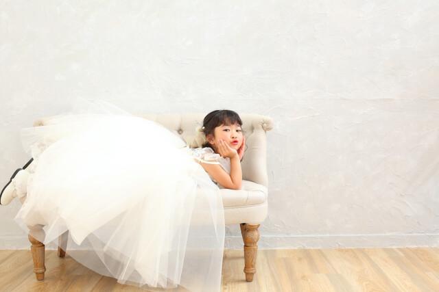 3歳女の子2021年新作ブランドドレスの衣装画像3