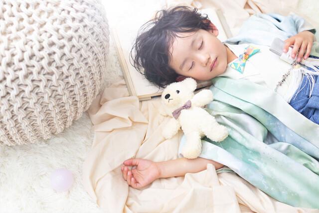 5歳男の子人気袴の衣装画像3