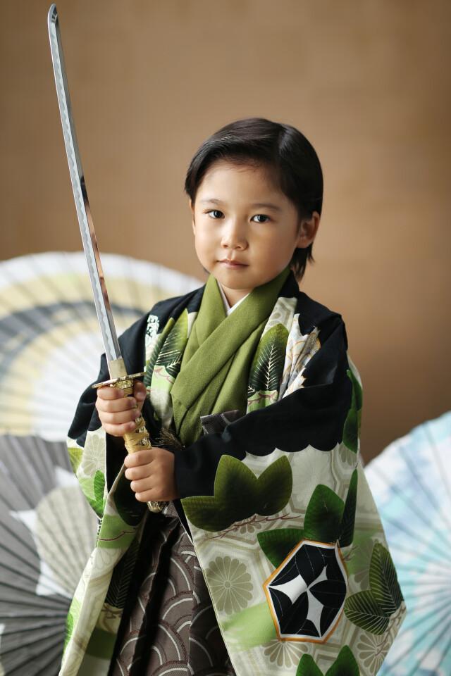 羽織・袴の衣装画像3
