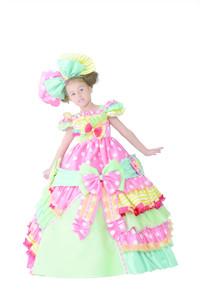 No.2024 七五三7歳用ドレス