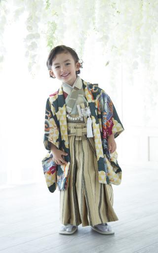 No.4475 3歳用羽織袴