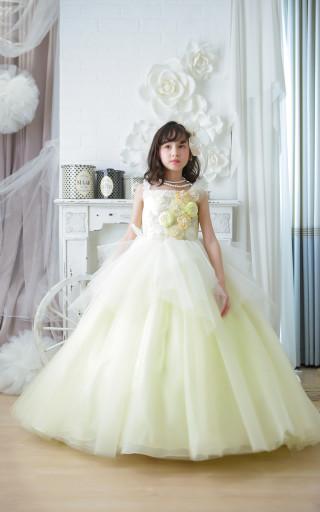 No.4501 7歳用ドレス