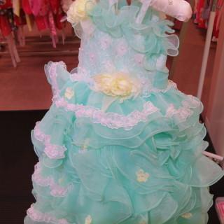 No.2209 3歳 ドレス