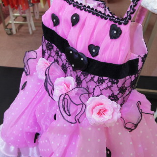 No.2210 3歳 ドレス