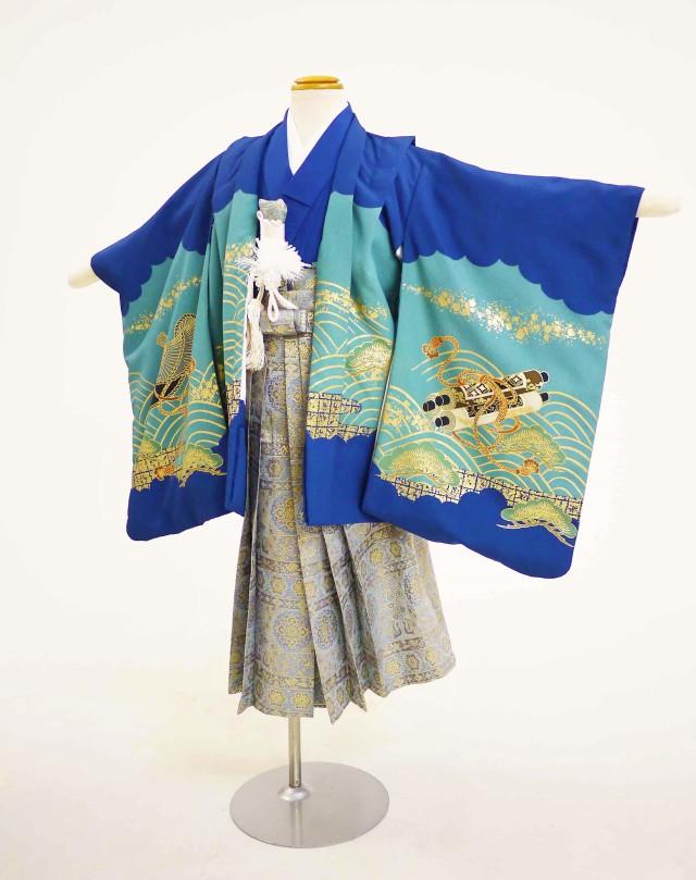 男児紋服の衣装画像1