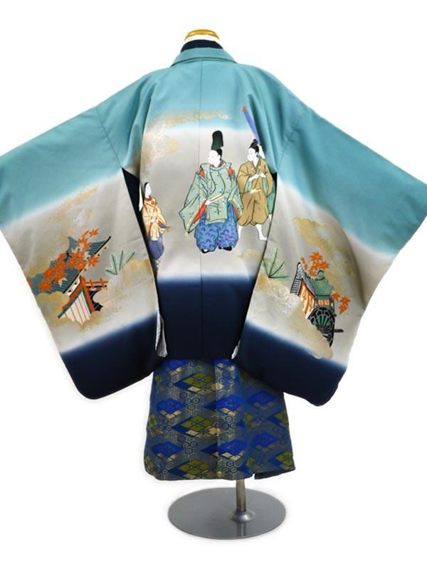 男児紋服の衣装画像3