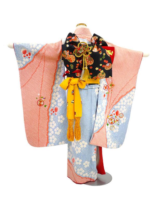 七歳着物の衣装画像2