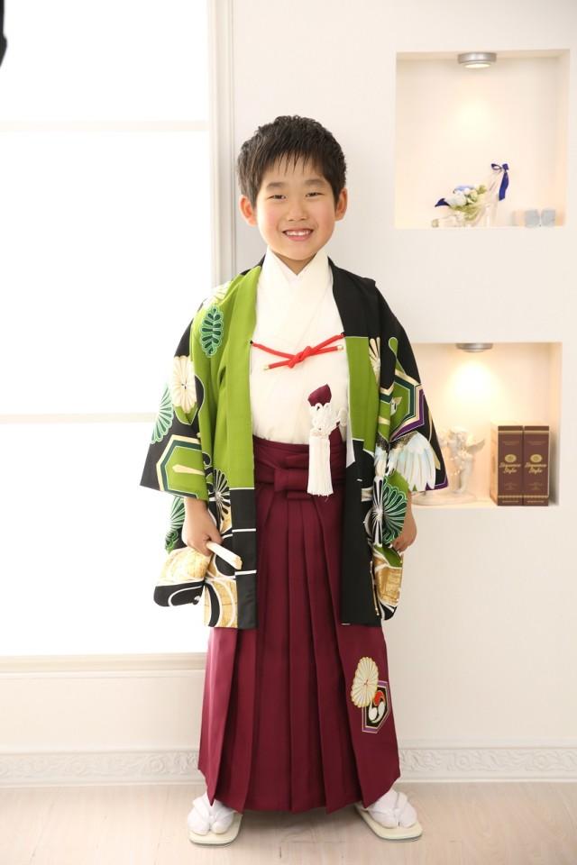 七五三 袴の衣装画像1