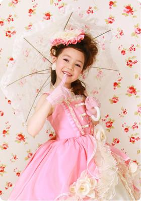 当店オリジナル舞踏会ドレス!の衣装画像1