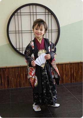 『乙葉』の2010新作袴の衣装画像1
