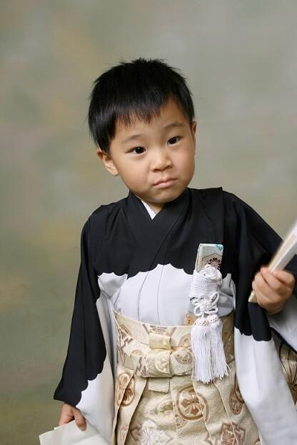 七五三(3歳・男の子)の衣装画像1