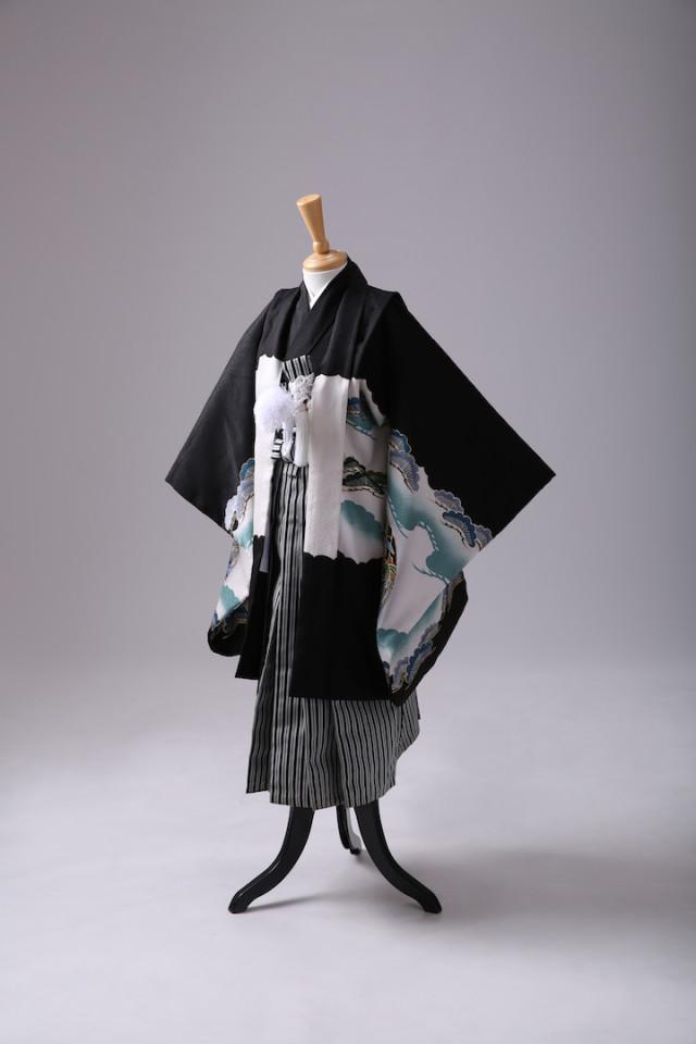 お宮参り 特選衣装の衣装画像1