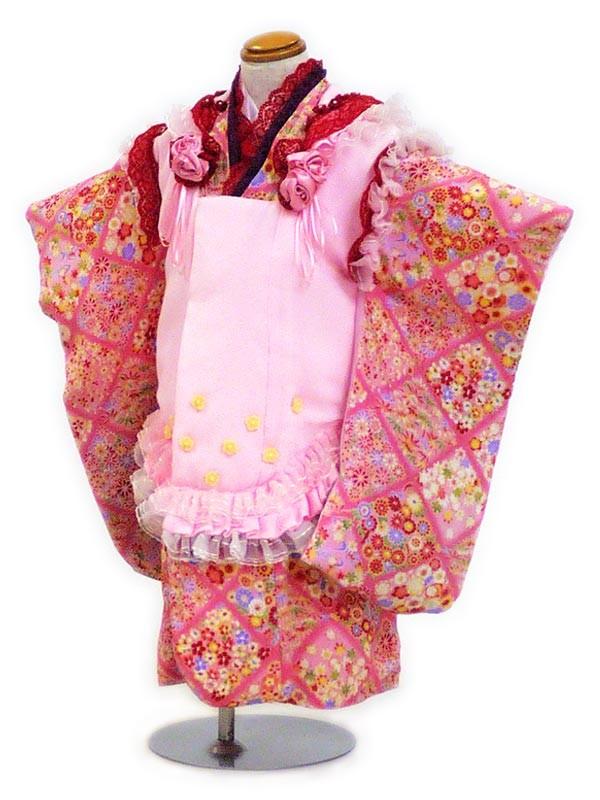 三歳被布の衣装画像1