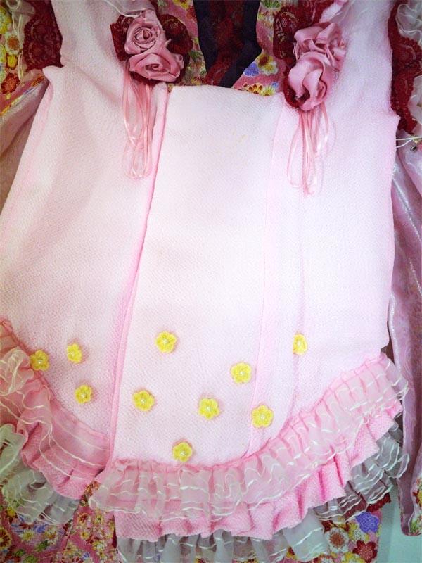 三歳被布の衣装画像3