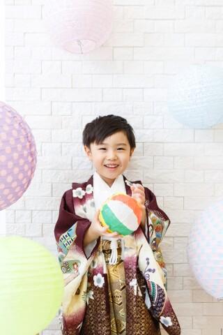 No.5293 五歳羽織袴