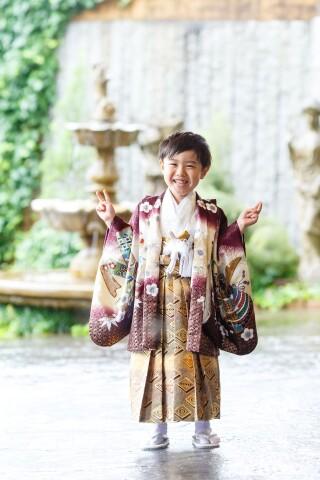 No.5294 五歳羽織袴