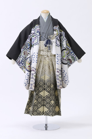 No.2885 5歳・袴