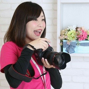 カメラマン・メイク 水谷