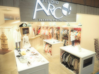 STUDIO ARC +nachu イオンモール堺鉄砲町店の店舗画像1