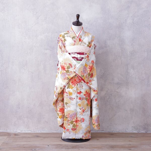 アンティーク着物の衣装画像1