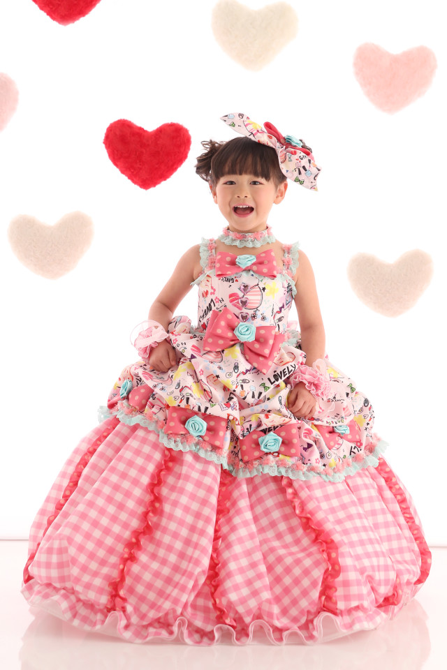 I'm コスメドレスの衣装画像1