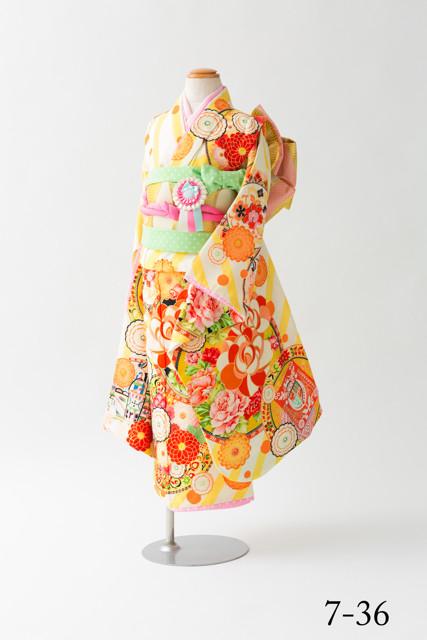 7歳(女の子) 7-36の衣装画像1