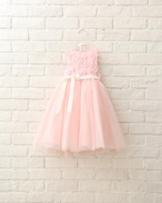 No.2851 3歳7歳ドレス