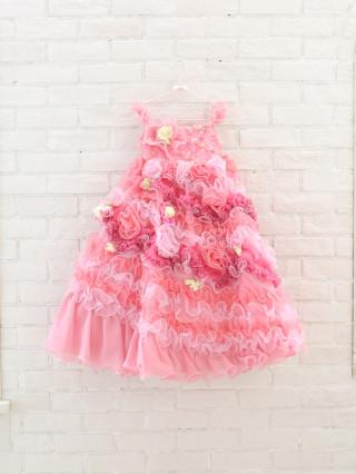 No.2854 7歳ドレス