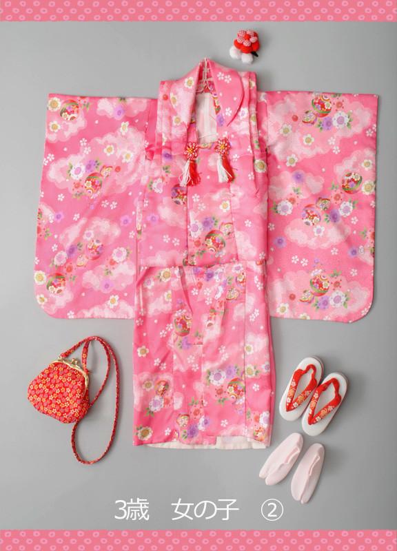 3歳女児の衣装画像1