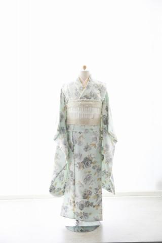 オリジナルデザイン着物