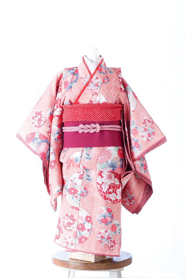 桃色吉野(3歳)の衣装画像1