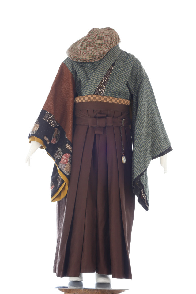 モスグリーン(5歳)の衣装画像2
