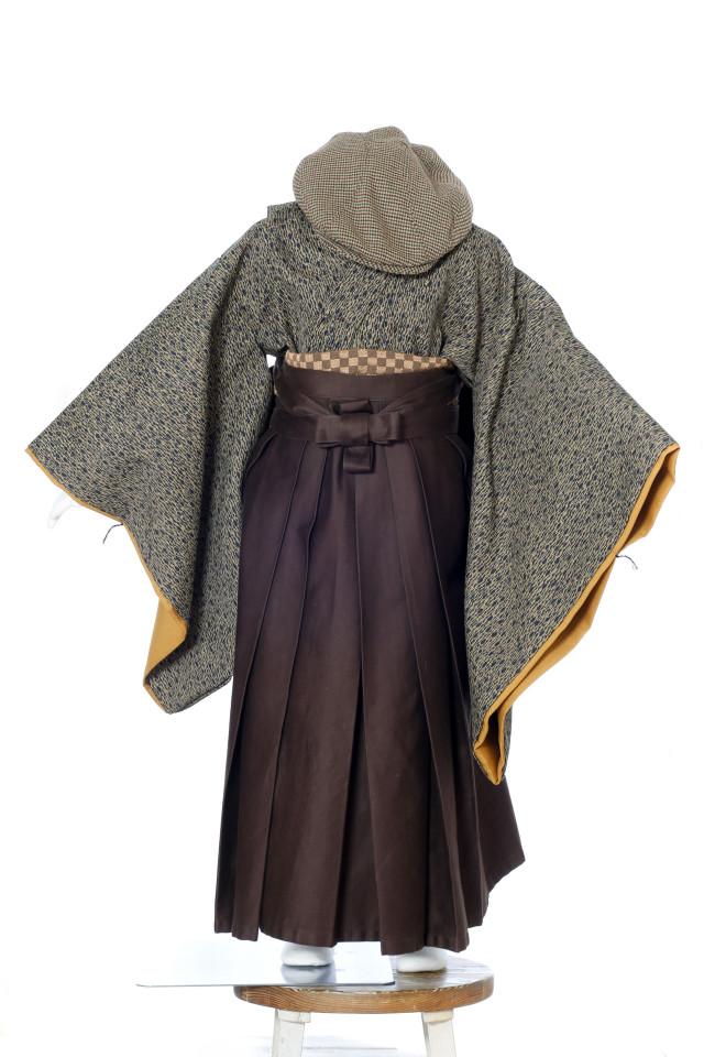 モス漱石(5歳)の衣装画像2