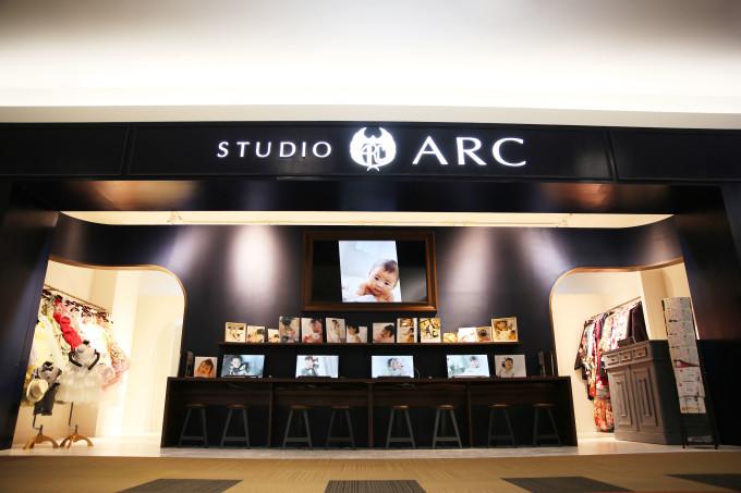 STUDIO ARC イオンモール久御山店の店舗画像1