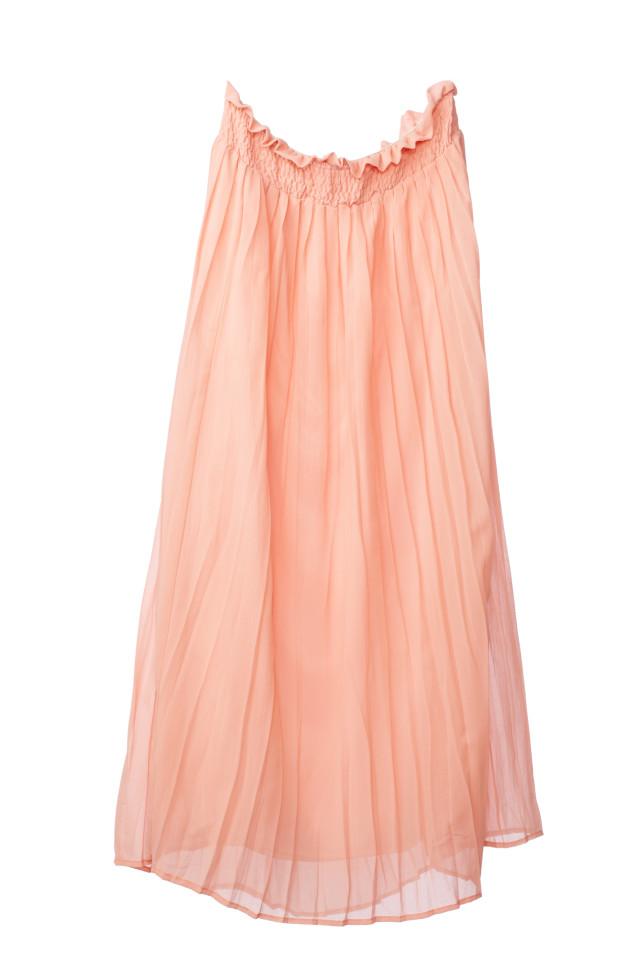 マタニティスカート ピンクの衣装画像1