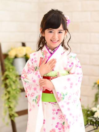 撫子スタイル☆7歳女の子