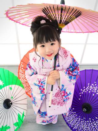 おしゃまスタイル☆3歳女の子