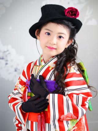モダンスタイル☆7歳女の子