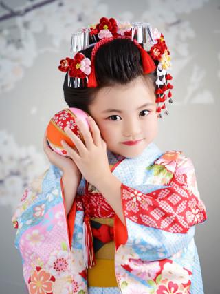 正統派スタイル☆7歳女の子