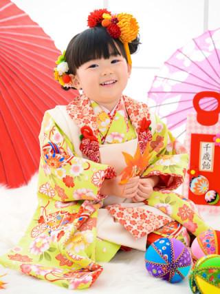 正統派スタイル☆3歳女の子