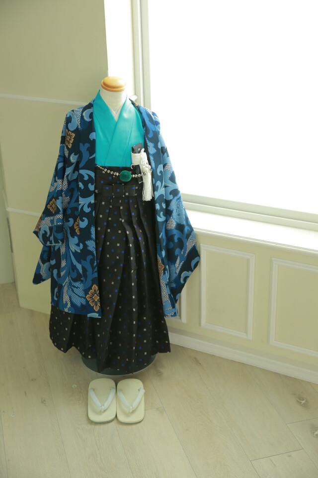 着物 5歳の衣装画像1
